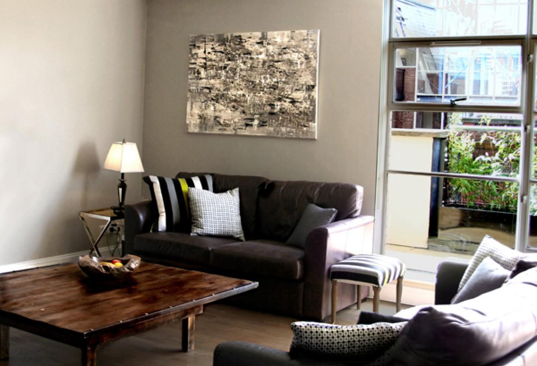 LONDON LIVING ROOM