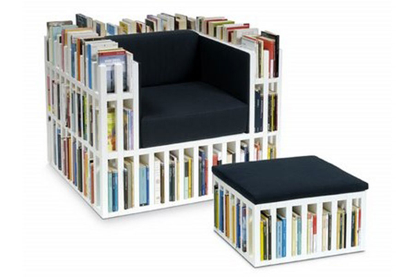 Bookcase Chairs Charley S Venndeco